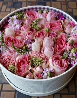 Pink Heaven | Flowers to women flowers
