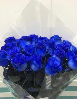 blue roses | Flowers to girlfriend flowers