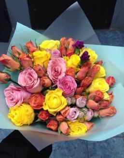 Positive morning | Flowers to girlfriend flowers