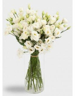 Bouquet of eustoma (15 pieces) | 15 flowers flowers