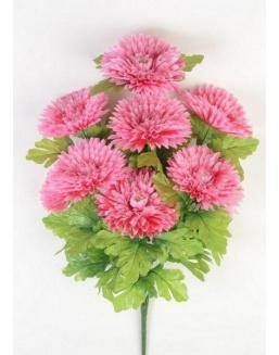 Bouquet of 15 pink asters | Flowers to friend flowers