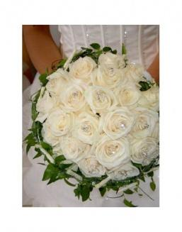 Diamond scatterings | Flowers for Wedding flowers