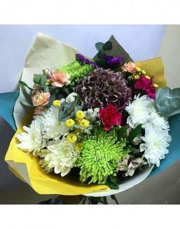 Business bouquet | Flowers to friend flowers