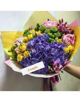 Sunny Bouquet | Flowers to girlfriend flowers