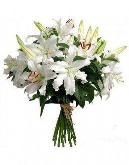 The beauty of love | White flowers flowers