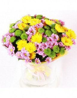Special gift | Yellow flowers